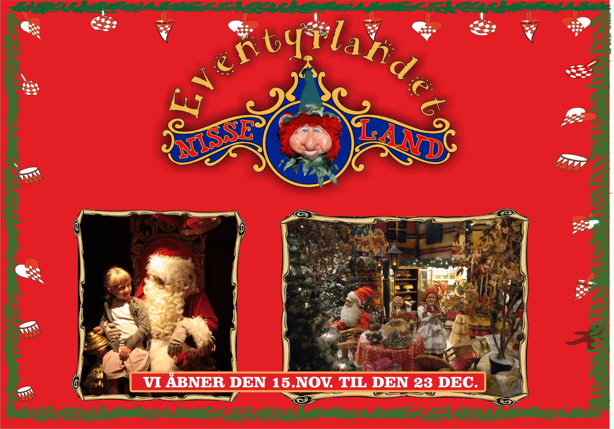 Nisseland brochure - Julemand